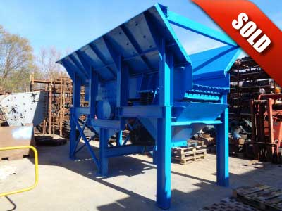 Kue Ken 42 x 14 Grizzly Feeder
